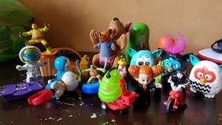 Random/Loose toys