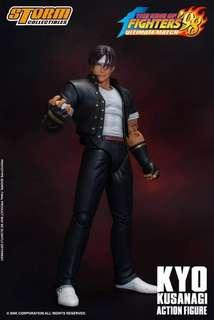 The King of Fighters '98 Ultimate Match - Kyo KusanagiStorm Collectibles