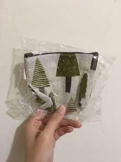 🚚 樹木小零錢包