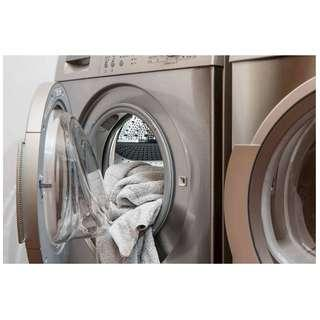 Laundry w/n a Condominium in the heart of Quezon City