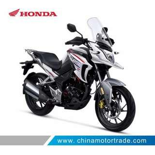 Honda CB190X Tourism D/P $500 or $0 With out insurance (Terms and conditions apply. Pls call 67468582 De Xing Motor Pte Ltd Blk 3006 Ubi Road 1 #01-356 S 408700.