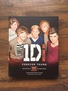 OFFICIAL 1D One Direction Forever Young Book