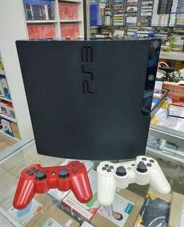 Sony PS3 Slim 160GB Console Bundle