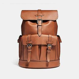 Authentic Coach F23202 Hudson Backpack