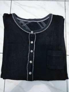 [Nett/barter] Turun harga! Black shirt