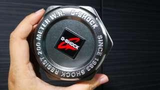 G-Shock watch box