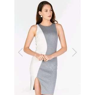 TCL Rinase colourblock dress