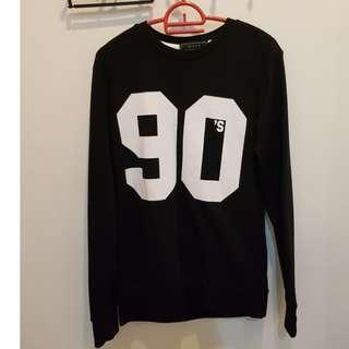CNY DEALS BASIC SWEATER SIZE S