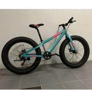 (CNY Promotion!!!) Cofidis Smart Big FOOT 24 inch Fat Bike (last set )