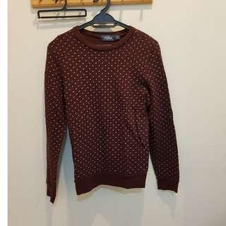 CNY DEALS TOPMAN SWEATER SIZE XS