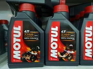 4T ENGINE OIL PROMO