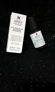 Line-reducing eye brightening concentrate