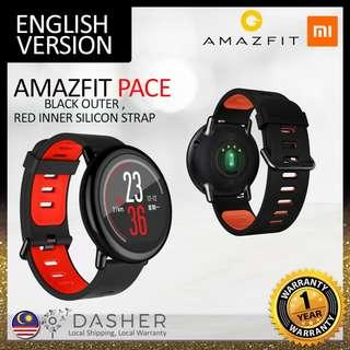 [FREE GIFTS]AMAZFIT PACE XIAOMI HUAMI SMART GPS RUNNING WATCH