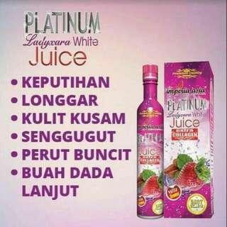 Imperia Asia Platinum Ladyxara White Juice