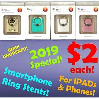 Ring Stent *Limited Stock less than $3 each now! BNIP!*
