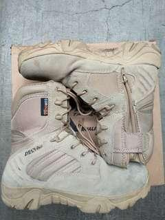 #JAN25 DELTA TACTICAL BOOTS 8""