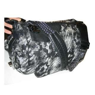 a2eda4697ea592 Chanel TWEED Rock & Chain Style Bag (Ltd Edition)