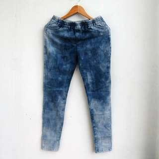 #prelovedwithlove Washed Blue Jegging