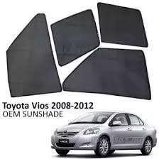 Vios 2nd Gen Sunshade 2008 - 2012 brand new unused.
