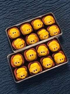 Pineapple Tarts Piglets