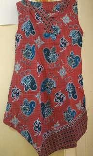 Batik Dress
