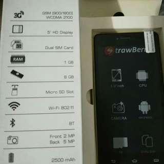 Hp Android Baru sudah Marsmellow 1/8GB bisa buat gojek