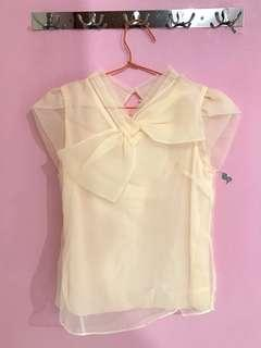 sweet korean top (asli korea)