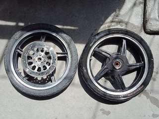 Motor Mags Tires