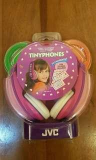 Lalamove 真方便 JVC HA-KD5 兒童專用頭戴式耳機