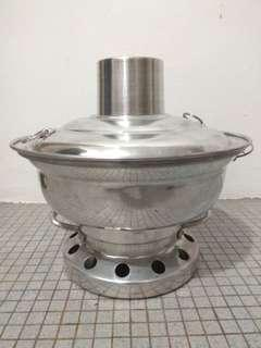 Antique Charcoal Steamboat