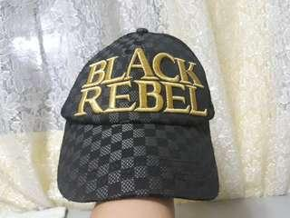 Black Rebel Hat