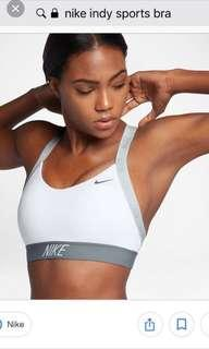 (INC POS) Nike Indy Sports Bra #dec50