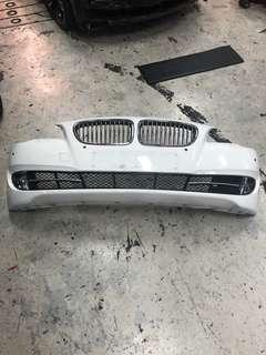 BMW F10 FRONT bumper for sale.