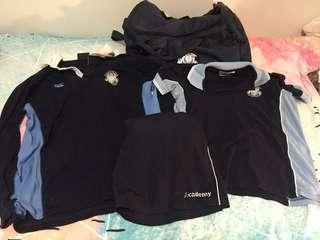 Academy of Mary Immaculate Sports wear & bag