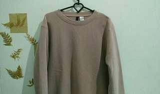 Sweater H&M Dusty Pink