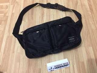 Yoshidakaban Porter waist bag small