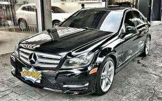 13年Benz C250 AMG