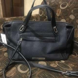 Authentic Nine West Seamingly Attached Satchel Bag