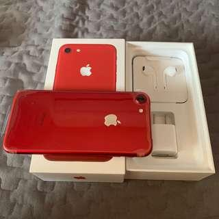 Iphone 7 128gb Red Smart Brandnew