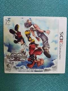 (New but not sealed) Kingdom Hearts 3D Dream Drop Distance 3DS