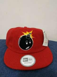 The hundreds chenille adam red