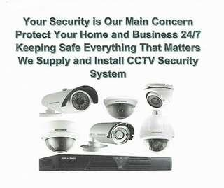 We install CCTV security camera for home and business with high quality and very affordable price.just pm for your quotation!😊