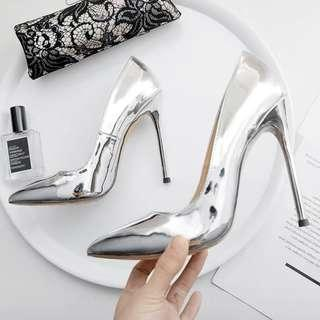 Size 41 Pointed Toes High Heels