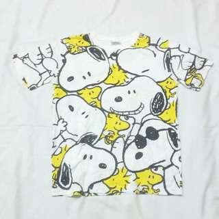 Snoopy peanuts full print