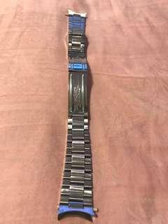 100% New Old Stock Rolex 7836 bracelet with 258 endlink 20mm 錶帶 適用 Rolex 1675 1680 1016 5513 etc