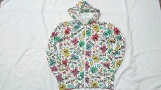 Sesame street full print light hoodie