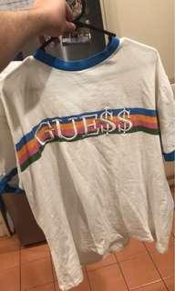 Guess x Asap rock shirt