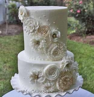 Wedding Cakes availAble