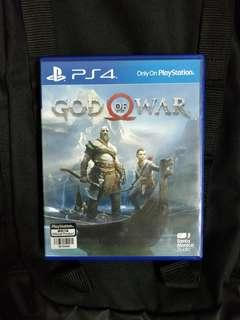 PS4 God of War (NEW)