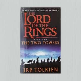 The Two Towers (The Lord of the Rings #2) by J.R.R. Tolkein